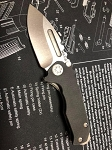 Medford Knife and Tool Micro Praetorian G10
