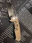 Medford Knife and Tool Micro Praetorian TI