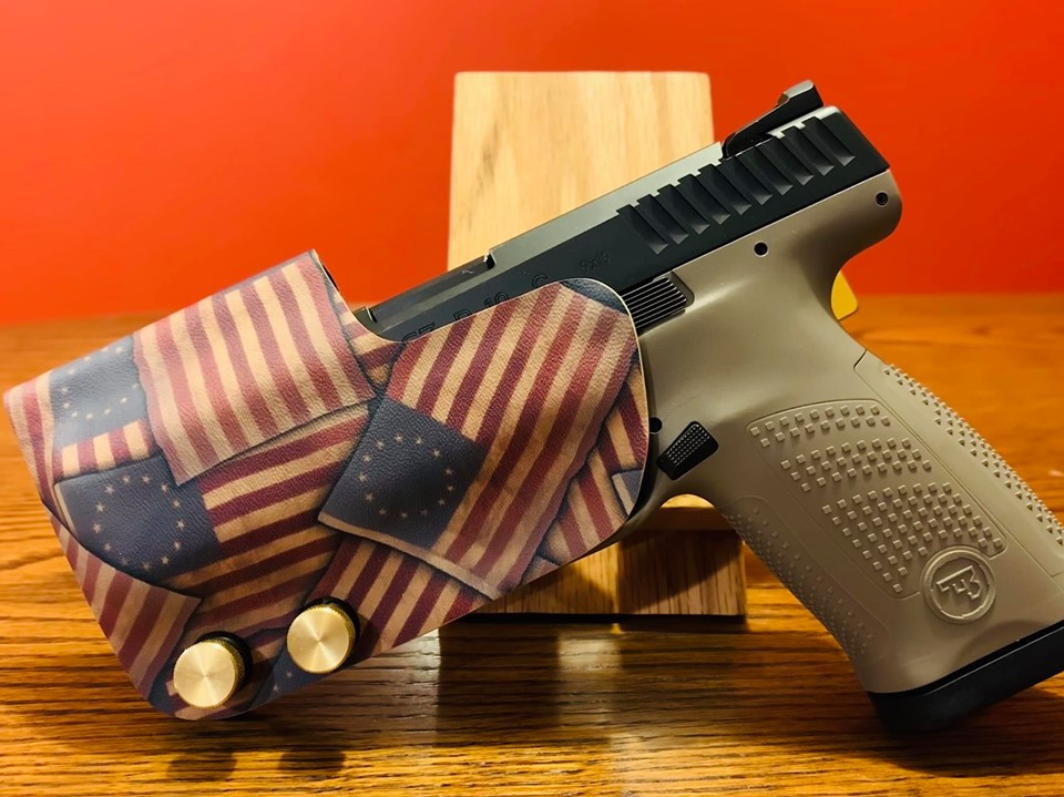 CZ Competition Holsters