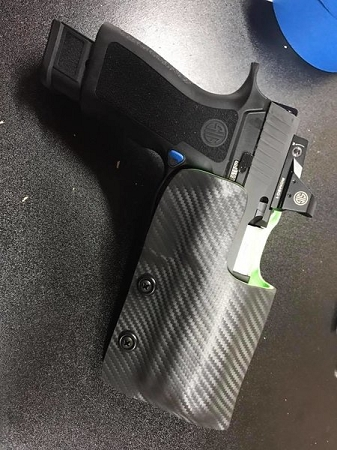 Steyr Competition Holster