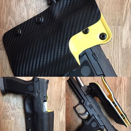 RHT Glock Competition Holster Package
