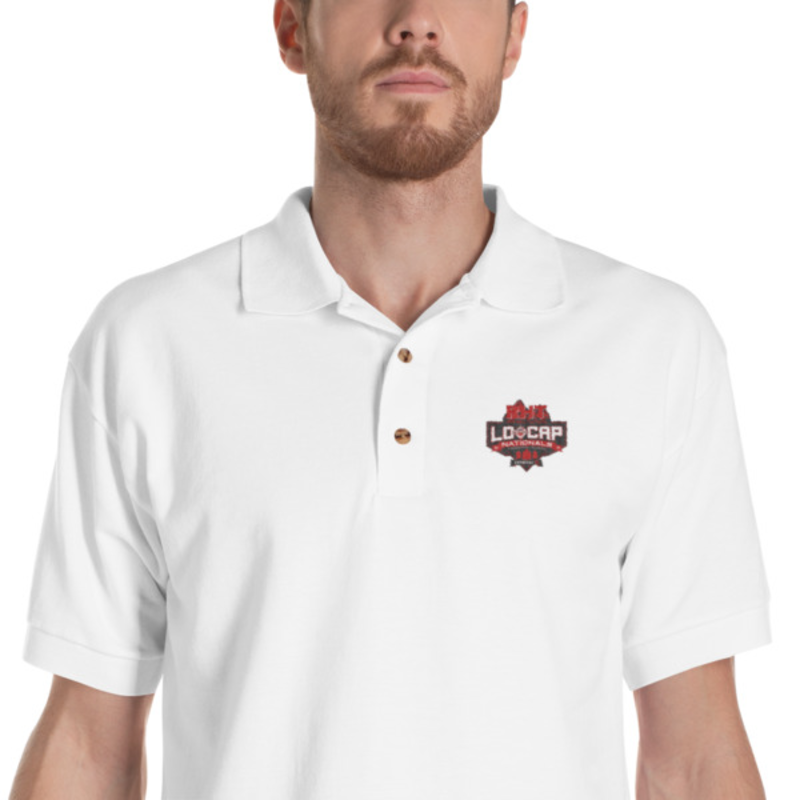 LO Cap Nationals Polo Shirt
