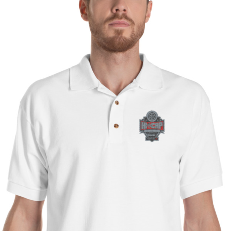 USPSA Hi Cap Nationals Embroidered Polo Shirt