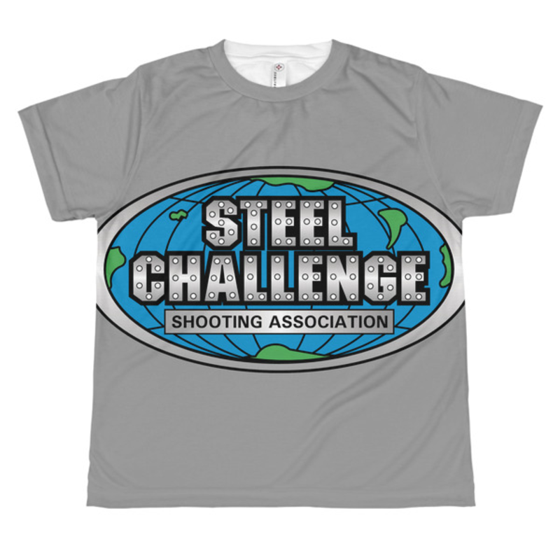 Steel Challenge All-over youth sublimation T-shirt