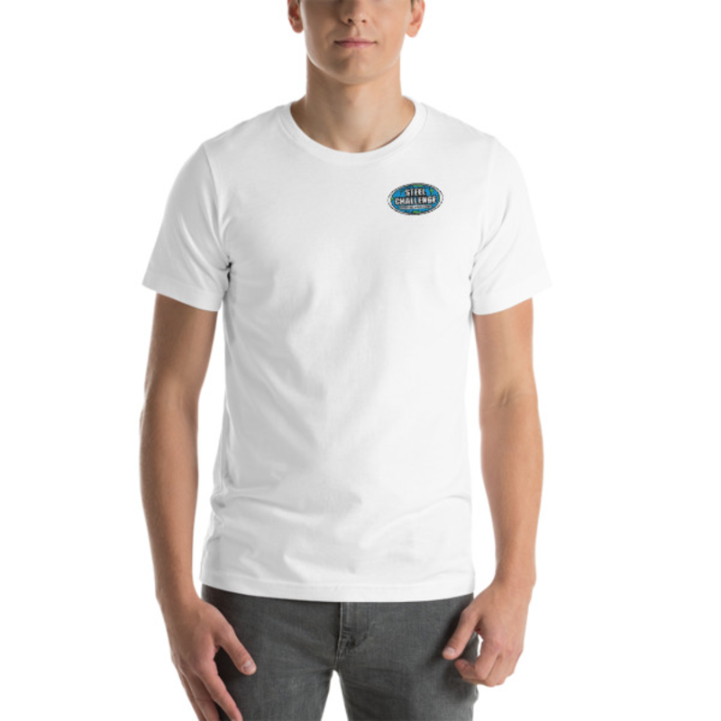 Steel Challenge Short-Sleeve Unisex T-Shirt