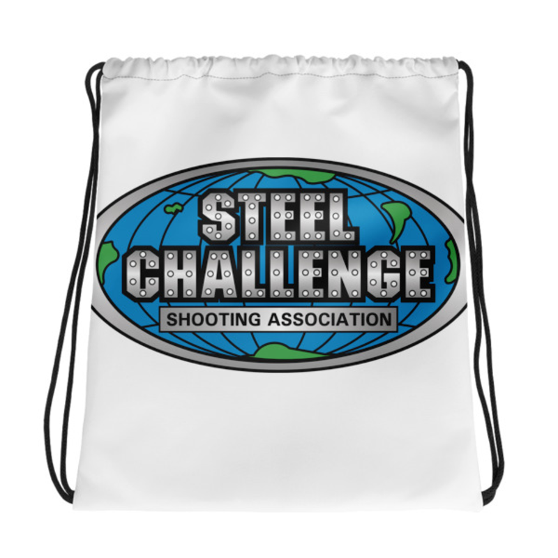 Steel Challenge Drawstring bag