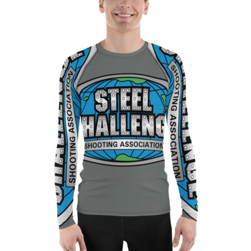 Steel Challenge Men's Rash Guard