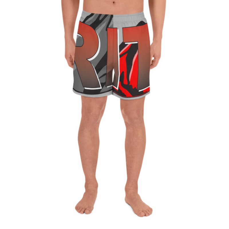 RHT Men's Athletic Long Shorts