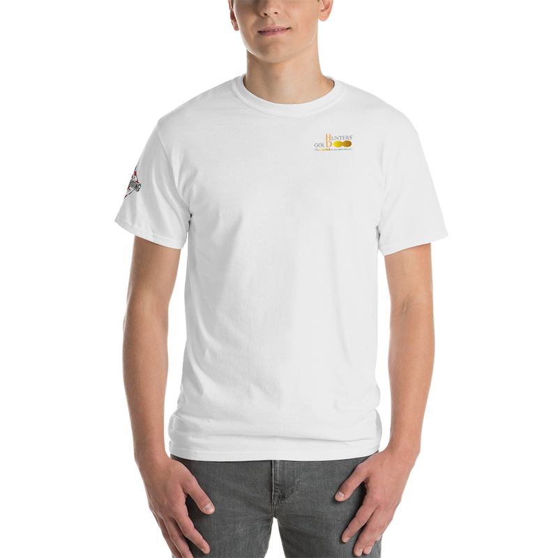 Hunters HD Gold Short-Sleeve T-Shirt