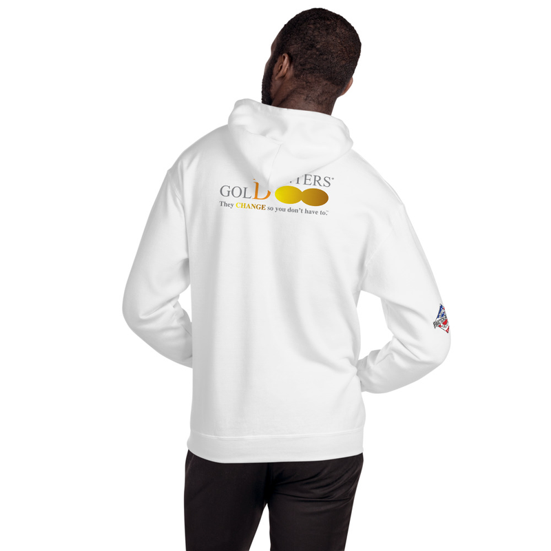 Hunters HD Gold Hooded Sweatshirt
