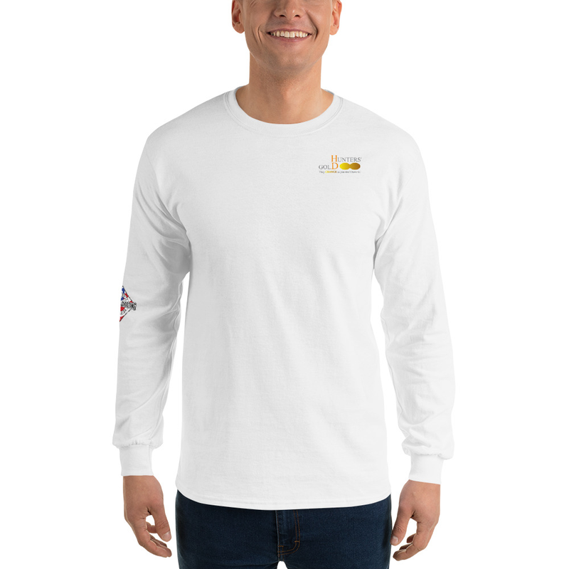 Hunters HD Gold Long Sleeve T-Shirt