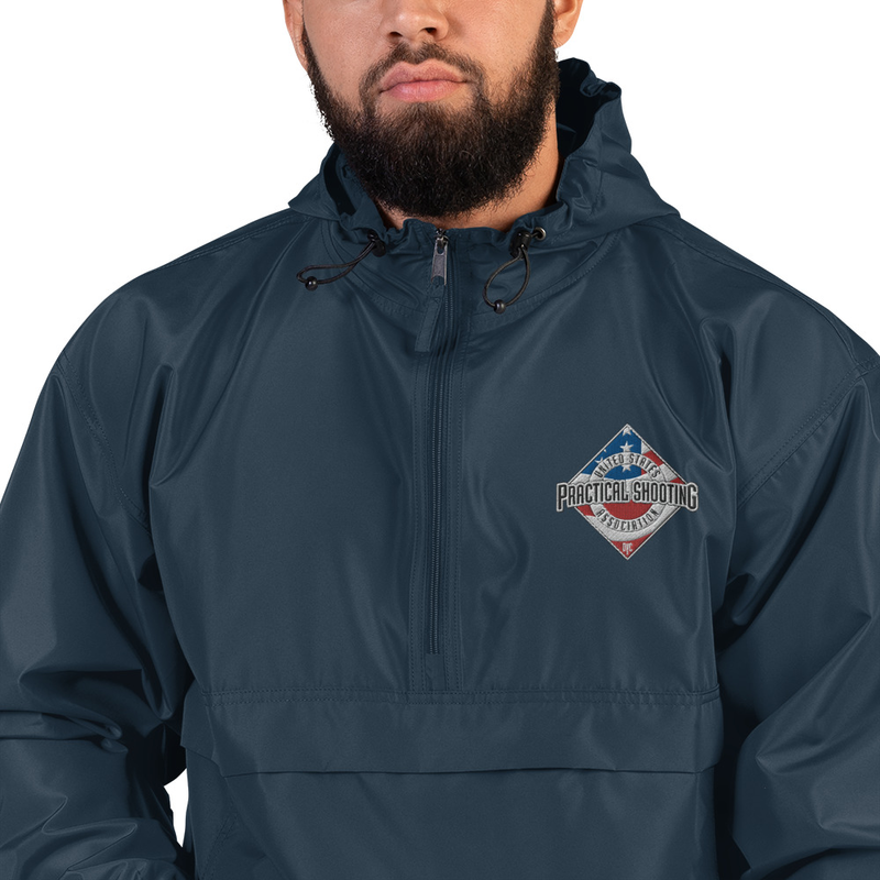 USPSA Embroidered Champion Packable Jacket