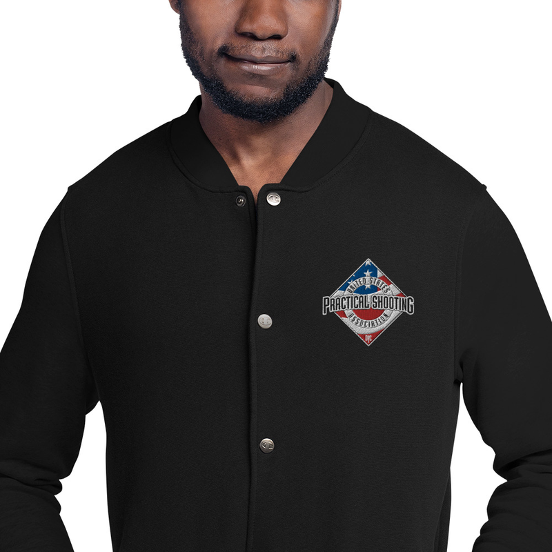 USPSA Embroidered Champion Bomber Jacket