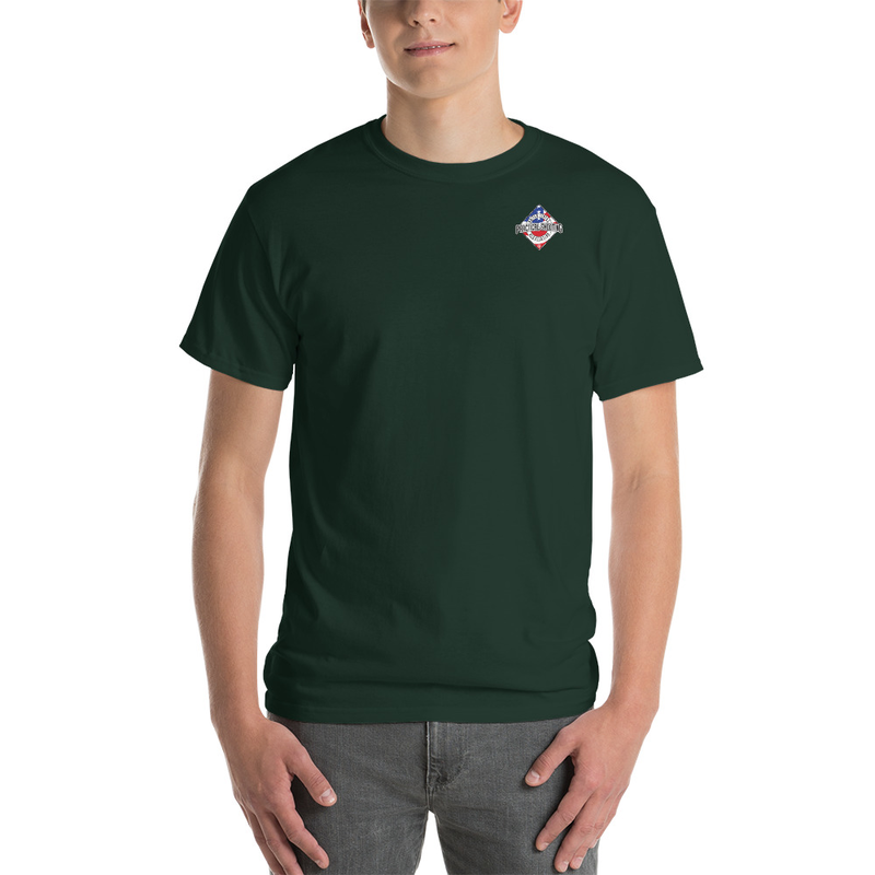 USPSA Carry Optics Short Sleeve T-Shirt