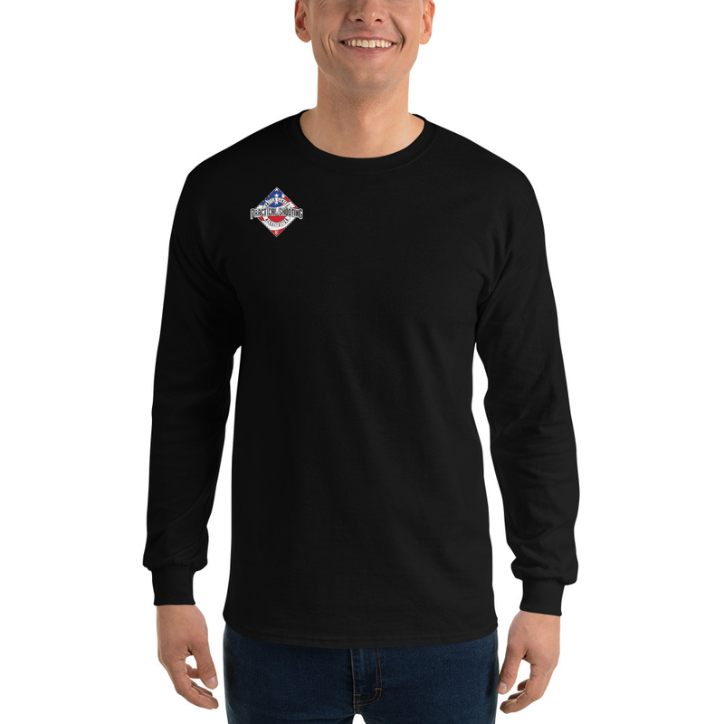 USPSA Carry Optics Men?s Long Sleeve Shirt