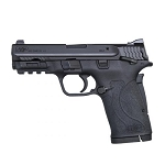 Smith and Wesson M&P 2.0 Shield EZ 380 w/ IWB Holster
