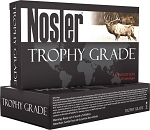 Nosler Trophy Grade Ammunition 308 Winchester 168 Grain AccuBond Long Range Box of 20
