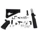PALMETTO STATE ARMORY MAGPUL MOE LOWER BUILD KIT, BLACK