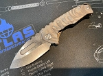 Medford Knife and Tool Genesis T Flamed
