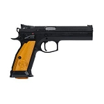 CZ Tactical Sport Orange 9mm With Custom Holster