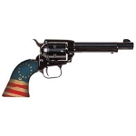 Heritage ROUGH RIDER 22LR Blue Betsy Ross Grips - Grips have wear from shipping