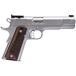 Kimber Stainless Target II .45 with Competition Holster