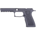 SIG GRIP TXG P320 9MM FULL SIZE MEDIUM GREY - NO MAGWELL