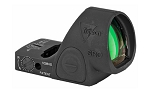 Trijicon, SRO (Specialized Reflex Optic), 2.5 MOA, Adjustable LED, Matte Black Finish