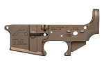 Aero Precision AR15 Burnt Bronze - Stripped Lower