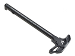 Strike Industries Charging Handle with Extended Latch - Black