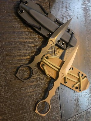 Spartan Blades CQB Tool with Kydex Sheath