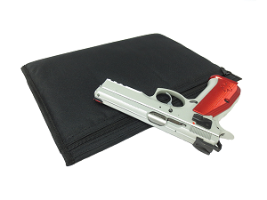 Double Alpha CED Zippered Pistol Insert Sleeve