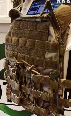Wolf Bite Tactical Beowulf JPC Carrier