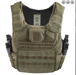 Wolf Bite Tactical Lycaon Carrier with Quad Release