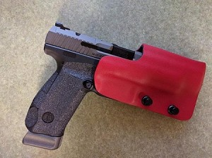 Canik Competition Holster