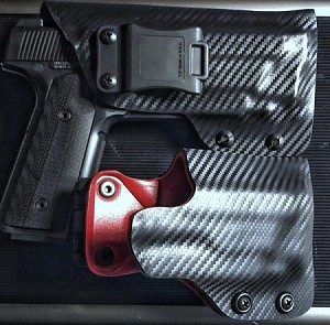 Hudson Competition Holster
