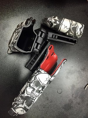 Springfield Competition Holster