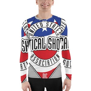 USPSA Men's Rash Guard