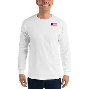 RHT Betsy Ross Long Sleeve T-Shirt